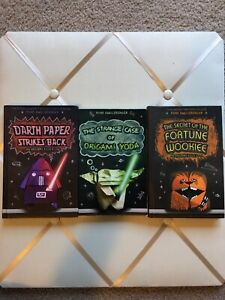 7 Book Collection Origami Yoda Series: Tom Angleberger: 9780545591867:  Amazon.com: Books | 300x225