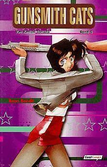 Bean Bandit (= Gunsmith Cats Band 4). von Kenichi Sonoda   Buch   Zustand gut