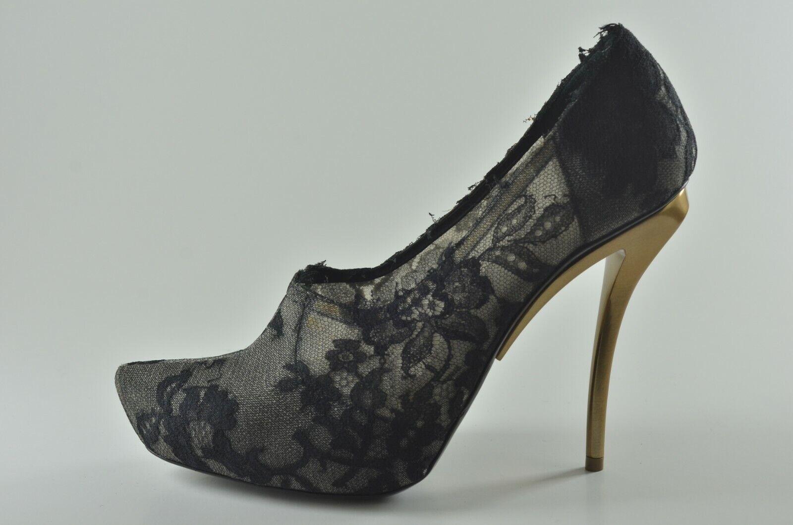 Giorgio Armani donna scarpe Dimensione 10 Lace Pumps Made in  Authentic