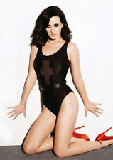 """Katy Perry Music Girl Hot Star Wall Poster 17x13/"""" K015"""