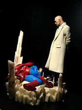 DC: Weta SUPERMAN RETURNS: FALLEN HERO statue - RARE (sideshow/batman/justice)
