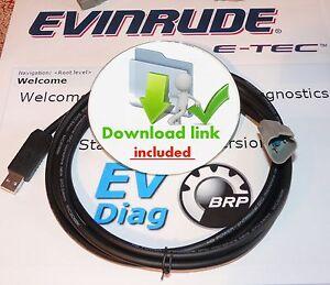Evinrude diagnostic software free download.