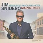 Main Street by Jim Snidero (CD, Jan-2015, Savant)