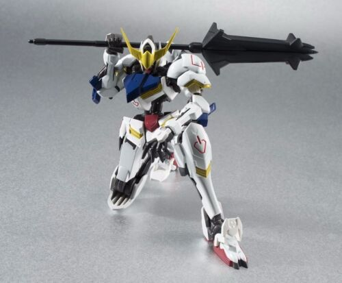 ROBOT SPIRITS SIDE MS GUNDAM BARBATOS Iron-Blooded Orphans Action Figure BANDAI