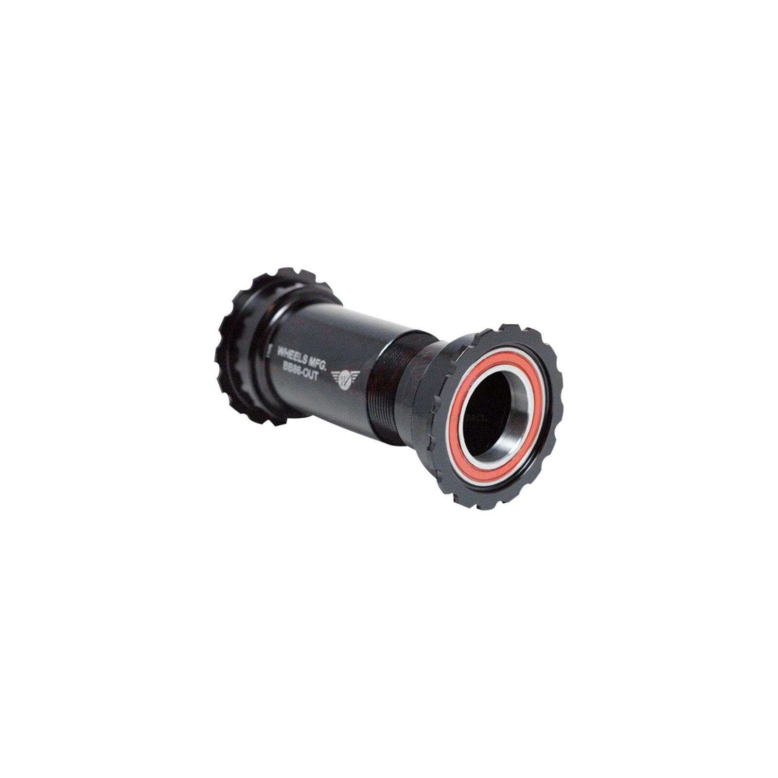 Wheels Manufacturing BB86 92 Shimano Roscado Soporte Inferior Negro ACB