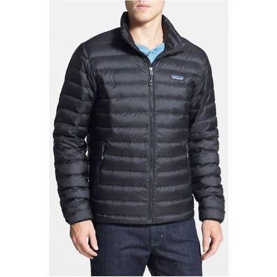 Patagonia Men's Down Sweater Jacket 84674 in Black NWT Sz S-XL