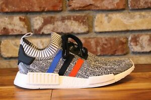 Adidas NMD Tri Color Stripes White DS Sz 11.5