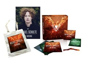 MICHAEL-SCHULTE-THE-ARISING-LIMITED-FAN-BOX-2-CD-NEUF