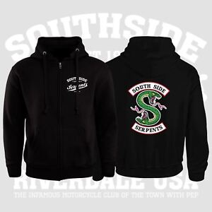 Adults-Southside-Serpents-Riverdale-TV-Zip-Up-Hoody-Mens-Ladies-Zipper-Jacket