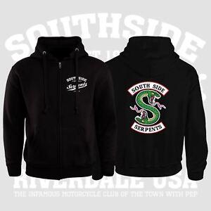 Adults-Southside-Serpents-Riverdale-TV-Zip-Up-Hoody-Mens-Ladies-Zipper-Jacket