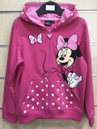 Farben Gr 98//104,110,116,122,128,134 Disney Minnie Mouse Sweatjacke in versch
