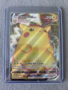 Pokemon-TCG-SS-Vivid-Voltage-044-185-Pikachu-VMAX-Holographic-Rare-Card