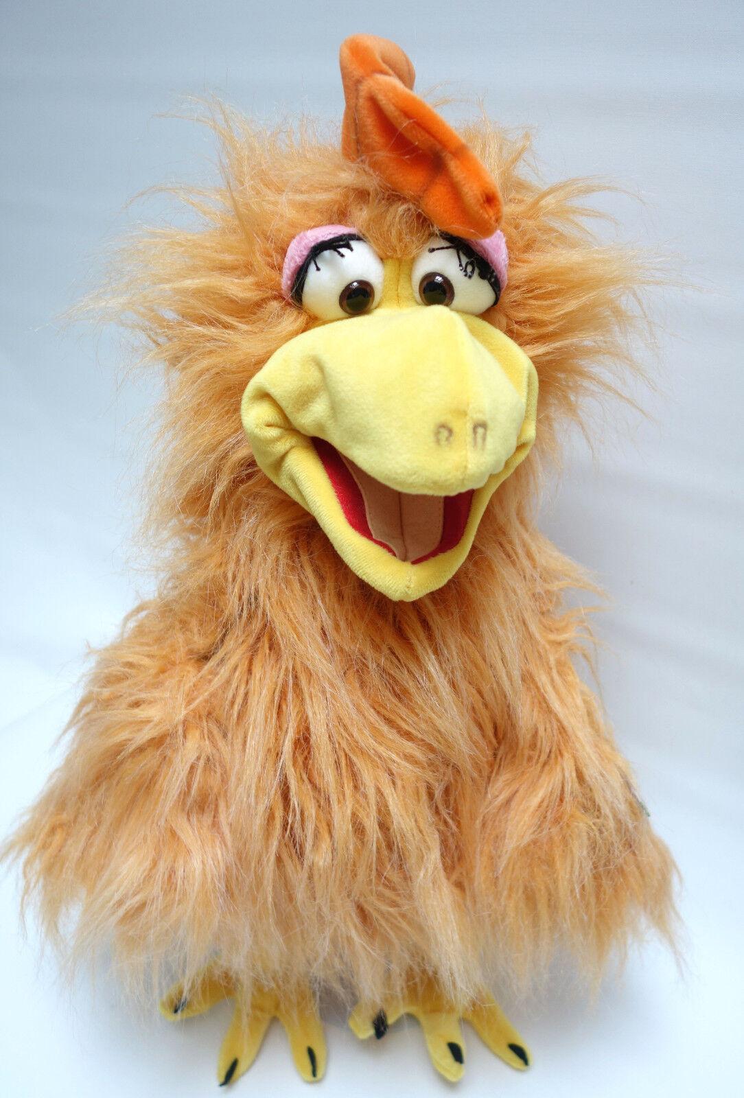 Living Puppets  Handpuppe  Herta die Henne  ca.60 cm  NEU