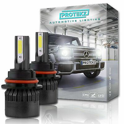 LED Headlight Kit Protekz High H7 6000K 1200W for 2007-2009 Dodge SPRINTER
