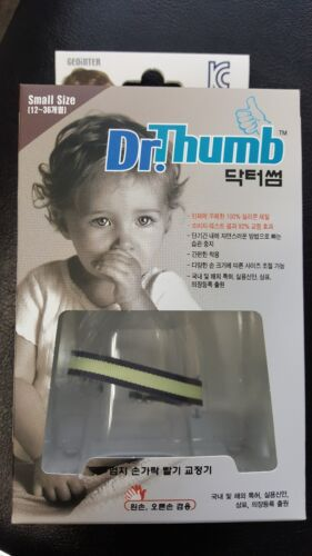 Excellent!~ New Dr.Thumb-guard stop Thumbsucking Treatment Kit For Baby /& Child