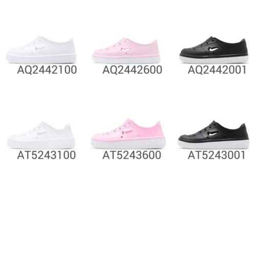 Nike Foam Force 1 PS TD Kid Preschool Toddler Infant Slip On Shoe Sandals Pick 1