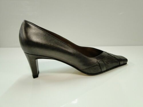 2259 Chic Sabrina Heel Brown P Court g scarpe Womens PUCP4wq