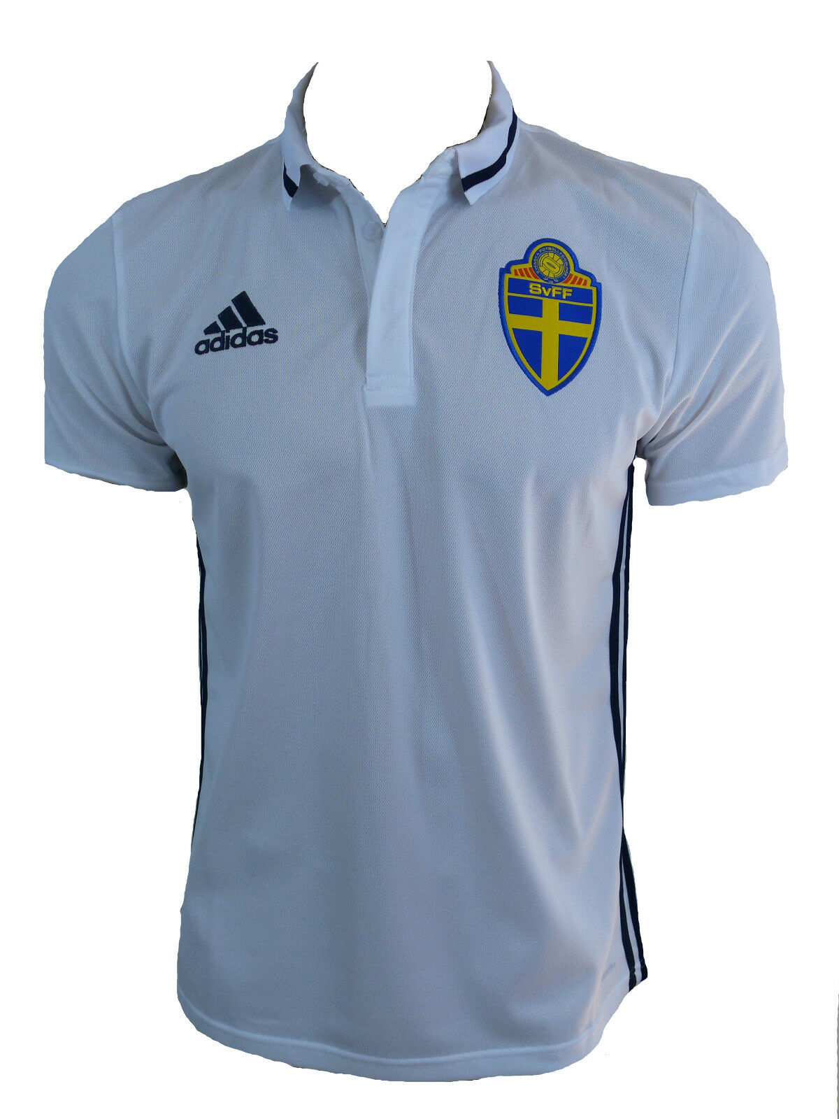 Adidas Suecia Suecia Suecia Svff Camiseta Polo Talla XXL Nuevo  barato