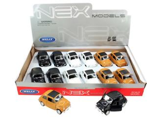Fiat-Nuovo-500-maqueta-de-coche-auto-producto-con-licencia-escala-1-34-1-39