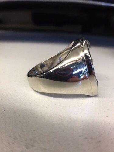 un di e ct k gruppo 3 ferri Anello naturale diamante donna con oro bianco da zaffiro 4 con in 14 Z8HZvFY