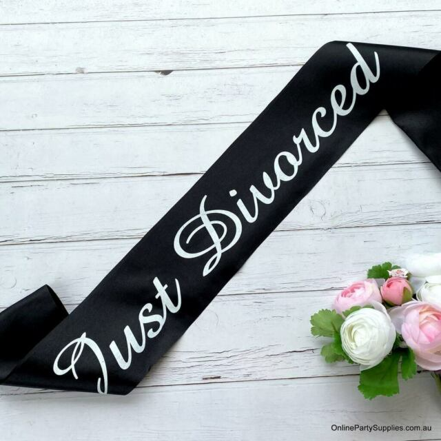 Divorce Party Banner I DID Im DONE Free At Last Just divorced bunting decoration