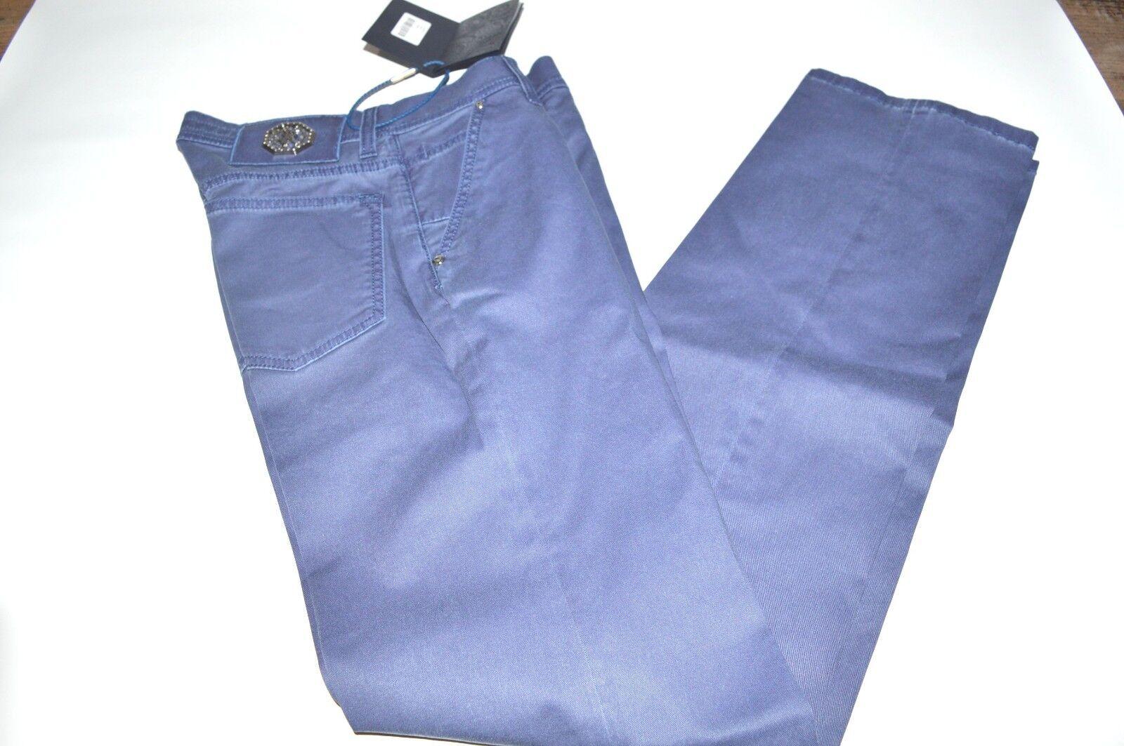 NEW STEFANO RICCI  Luxury Jeans Size 35 Us 51 Eu (1043)