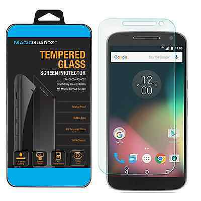 Premium Tempered Glass Screen Protector for Motorola Moto G4 Plus (2016)