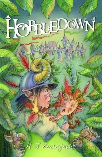 Hobbledown By A.J.  Kecojevic,Lyn Stone