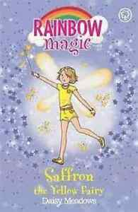 039-Saffron-The-Yellow-Fairy-039-Paperback-Book-by-Daisy-Meadows
