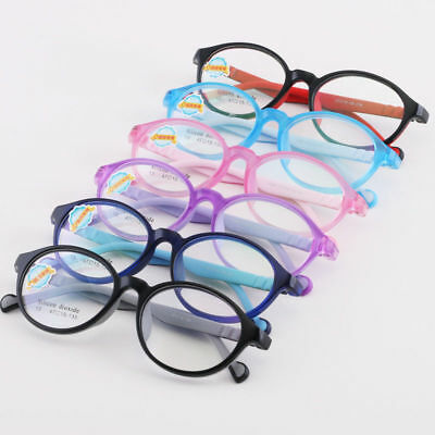 f5126e84349d Details about New Kids Glasses Eyewear Children Eyeglasses Frames Boys Girls  Young Spectacles