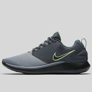 49b846eb0dcf Image is loading NIKE-Mens-LUNARSOLO-COOL-GREY-BLACK-ANTHRACITE-BARELY-