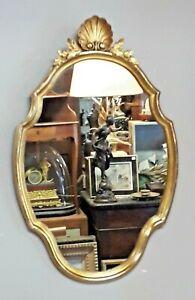 Juste Miroir Style Louis Xv Doré Haut 69 Larg 43,5 Prof 2.5 Cm Qualité SupéRieure (En)