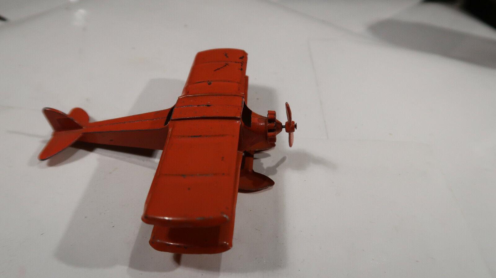 los nuevos estilos calientes Tootsie Juguete TootsieJuguete mar avión avión avión Biplano Avión Naranja  los clientes primero