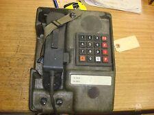 ARMY MILITARY SURPLUS TELEPHONE FIELD PHONE RADIO TA-954 / TT AIR FORCE HANDSET