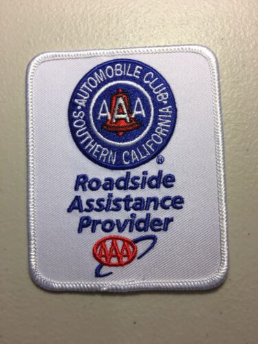 AAA American Automobile Association Roadside Assistance Provider Patch