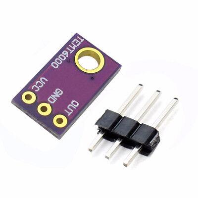 5pcs TEMT6000 Light Sensor Module TEMT6000 Professional Light Sensor Andrino