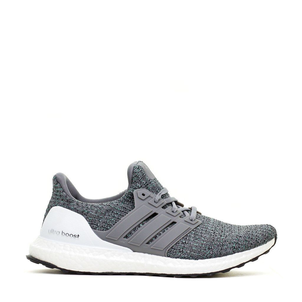 Adidas Ultra Boost 4.0 Shoes Grey/Mint/Gray/White Multi Ultraboost Mens sizes Seasonal price cuts, discount benefits
