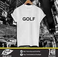 Golf Wang T Shirt Tyler The Creator Wolf Donuts HUF Ofwgkta Odd Future Dope Swag