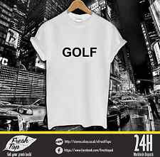 1abeaf41899d Golf Wang T Shirt Tyler The Creator Wolf Donuts HUF Ofwgkta Odd Future Dope  Swag