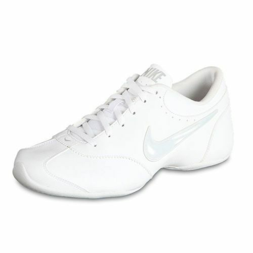Nike Womens Cheer Unite Cheerleading Shoes 583145-110 Sz 5.5 White for sale  online  49c2a17cb