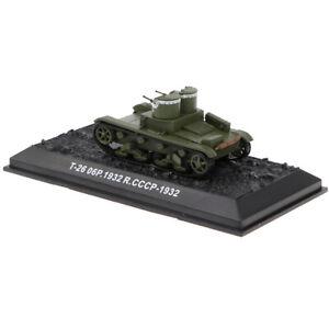 1-72-Modello-Di-Carro-Armato-Veicoli-Militare-Collezioni-Lega
