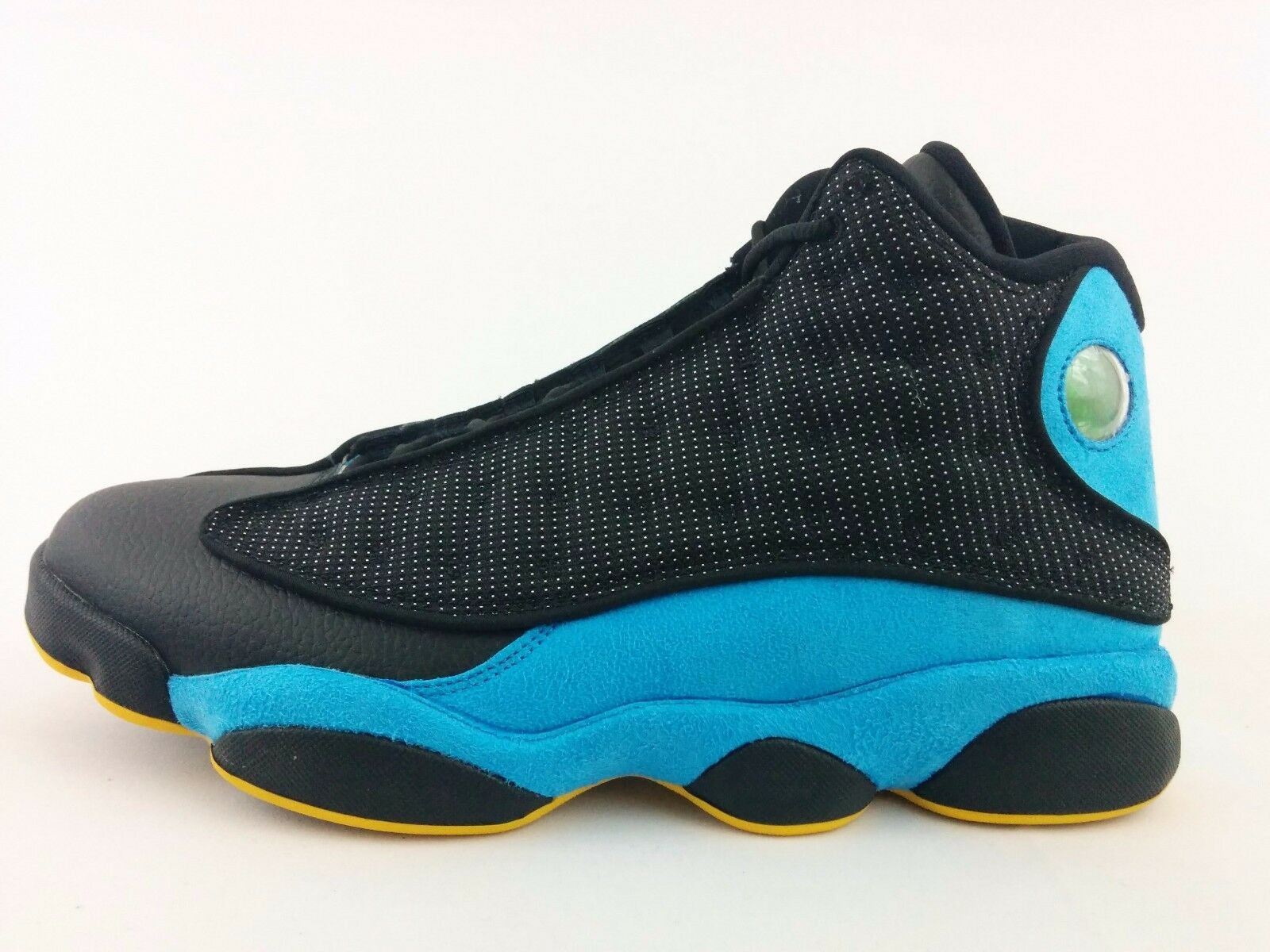 AIR JORDAN 13 XIII RETRO CP3 PE 823902-015 HORNETS AWAY NEW SIZE 10.5 DS
