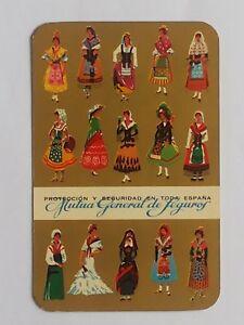 Calendario Del Ano 1965.Detalles De Calendario Mutua General De Seguros Ano 1965