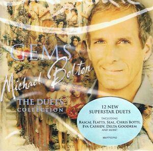 Michael-Bolton-GEMS-the-Duets-Collection-CD-NEUF-Helene-Fischer-Lara-Fabian