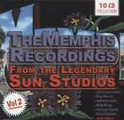 The Memphis Recordings Vol.2 von Lewis,Orbison,Smith,Cash,Various Artists (2014)