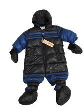 688374611 iXtreme Baby   Toddler Boys Snowmobile One Piece Winter Solid ...
