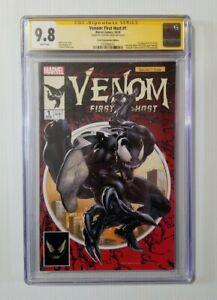 Venom-First-Host-1-NYCC-2018-Exclusive-Signed-by-Clayton-Crain-CGC-SS-9-8