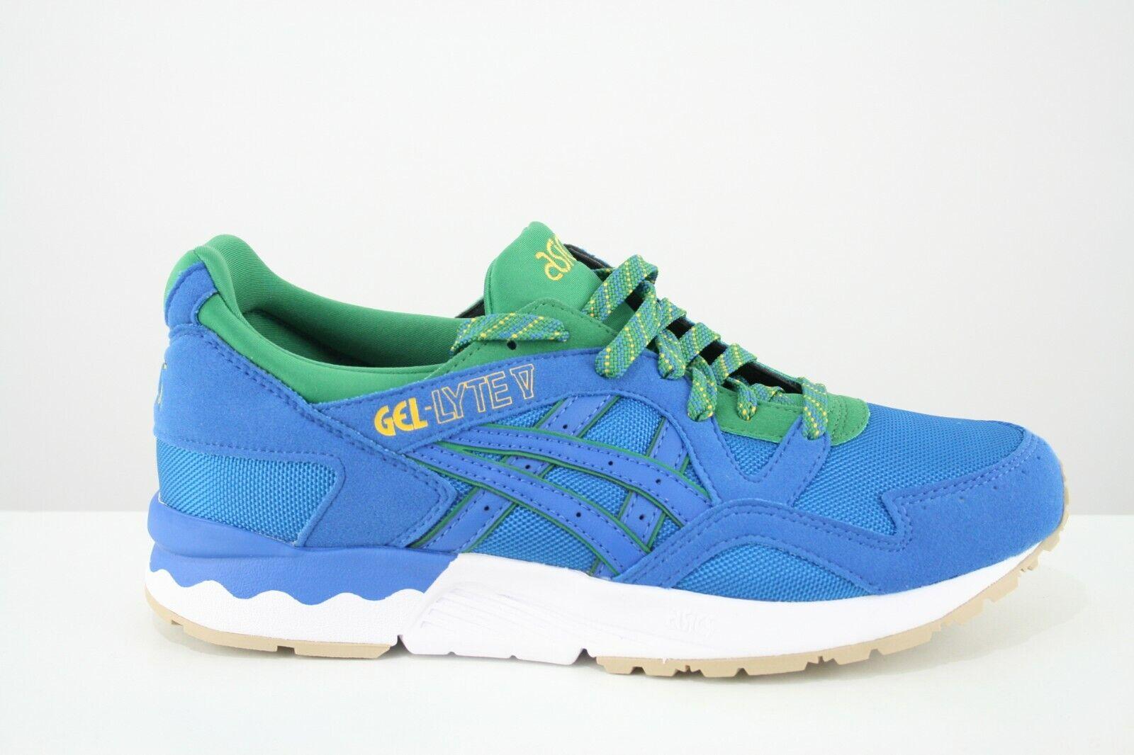 Asics Gel-Lyte V Trainers  RIO PACK  bluee Green H6R1N - UK 8.5 rrp