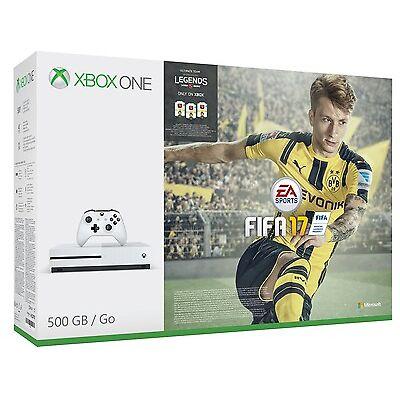 Xbox One S Console 500GB + Fifa 17