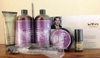 Wen By Chaz Dean Lavender Hair Care 90 Day Supply Kit
